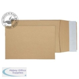 Purely Packaging Envelope P&S 120gsm C5 229x162x25mm Manilla Ref 5000 [Pack 125] *10 Day Leadtime*