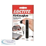 Loctite Kinsuglue Waterproof Flexible Putty to Repair Objects 3x5g Black Ref 2239183