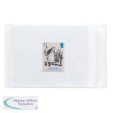Purely Packaging Cellophane Bag P&S 30mic 120x162x30mm Clear Ref CEL162 [Pk 500] *10 Day Leadtime*