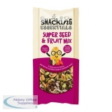 Snacking Essentials Fruit & Nut Mix Shot Packs 40g Ref 508440 [Pack 16]