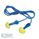 Ear Push In Ear Plugs Corded Ref EARPICORD [Pack 100] *Up to 3 Day Leadtime*