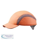 Centurion Airpro Baseball Bump Cap Hi-Vis Orange Ref CNS38HVO *Up to 3 Day Leadtime*