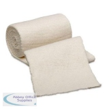 Click Medical Tubular Bandage Cotton/Elastic Size G 4.5cm x 1m White Ref CM0586 *Up to 3 Day Leadtime*