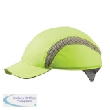 Centurion Airpro Baseball Bump Cap Hi-Vis Yellow Ref CNS38HVY *Up to 3 Day Leadtime*