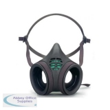 Moldex Mask Body Twin Filter Low Profile Large Grey Ref M8003 *Up to 3 Day Leadtime*