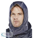 Click Freezerwear Coldstar Freezer Hood Navy Blue Ref CCFHN *Up to 3 Day Leadtime*