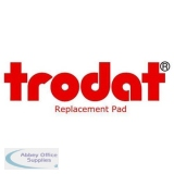 Trodat Multi-word Replacement Pads for Trodat Printy 4750 [Pack 2]
