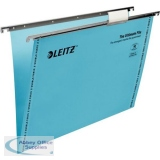 Leitz Ultimate Suspension File Blue Ref 853755 [Pack 50]