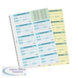Durable Visitors Book 100 Refill 1464/00