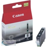 Canon Pixma iP4200/MP830 Inkjet Cartridge Black CLI-8BK