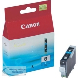 Canon Pixma iP4200/MP830 Inkjet Cartridge Cyan CLI-8C