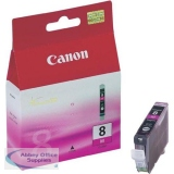 Canon Pixma iP4200/MP830 Inkjet Cartridge Magenta CLI-8M