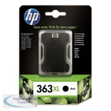 Hewlett Packard No363 Inkjet Cartridge High Yield Black C8719EE