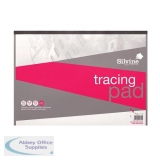 Silvine Tracing Pad Acid Free Paper 50gsm 50 Sheets A3