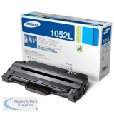 Samsung Laser Toner/Drum High Yield Black MLT-D1052L/ELS