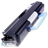 Dell 1700/1700N/1710/1710N Use and Return Laser Toner Cartridge Standard Capacity 3k Black J3815