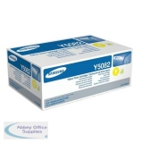 Samsung CLP-620/CLP-670 Toner Cartridge 2K Yellow CLT-Y5082S/ELS