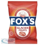 Fox s Glacier Fruits Wrapped Boiled Sweets in Bag 200g Ref 0401064
