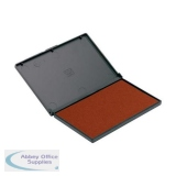 5 Star Office Stamp Pad 158x90mm Red