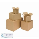 Single-Wall Carton 152x152x178mm Pack of 25 SC-02