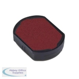 Trodat Printy Word Replacement Ink Pad 46019 Red Ref 14639 [Pack 2]
