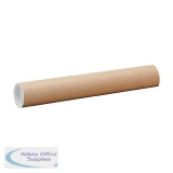 MA14589 - Ambassador Postal Tube 890mm x50mm Diameter Pack of 25 PT-050-20-0890