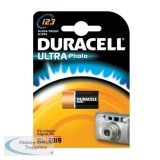 Duracell Battery Camera 3V DL123A 15032666 75005574