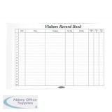 Concord Visitors Book Refill 50 Sheets 85801/CD14P