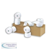 Cash Register Rolls 44x70x17.5mm TMP[Pack 20]