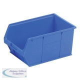Barton TC5 Small Parts Container Semi-Open Front Blue 12.8 Litre 200x355x175mm Pack of 10 010051