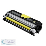 Konica Minolta Magicolor 16xx Laser Toner Cartridge 2.5K Yellow A0V306H