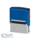 5 Star Office Custom Self-Inking Imprinter Stamp 48x20mm [5 lines]