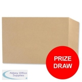 Basildon Bond Envelopes Pocket Peel and Seal 90gsm Manilla C5 Ref B80189 [Pack 500]