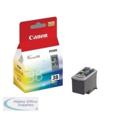 Canon Pixma iP1800/MP220 Inkjet Cartridge Colour CL-38C