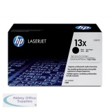 Hewlett Packard No13X LaserJet Toner Cartridge Max Capacity Black Q2613X
