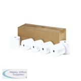 Thermal Printer Rolls 17.5mm Core 44x80mm [Pack 20]