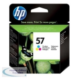 Hewlett Packard No57 Inkjet Cartridge 3-Colour 17ml C6657AE