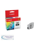 Canon Inkjet Cartridge Black BCI-24BK