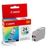 Canon Inkjet Cartridge Colour BCI-24C