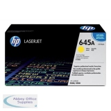 Hewlett Packard No645A LaserJet Toner Cartridge Yellow C9732A