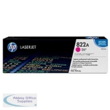 Hewlett Packard No822A LaserJet Toner Cartridge Magenta C8553A