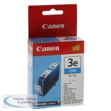 Canon Bubble Jet BJC-6500 Replacement Ink Tank Cyan BC-31 BCI-3EC
