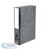 5 Star Value Box File 75mm Spine Foolscap Cloud [Pack 10]