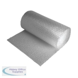 Jiffy Bubble Film Roll No Core Bubbles of Diam. 10mmxH5mm 600mmx25m Clear Ref JB-S20L-060025