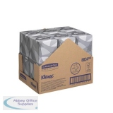 Kleenex Facial Tissues Cube 2 Ply 88 Sheets White Ref 8834/8839 [Pack 12]