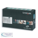 Lexmark C524/C534 Return Programme Toner Cartridge High Yield Cyan C5240CH