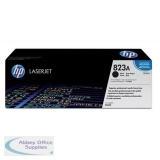 Hewlett Packard No823A LaserJet Toner Cartridge Black CB380A