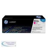 Hewlett Packard No824A LaserJet Toner Cartridge Magenta CB383A