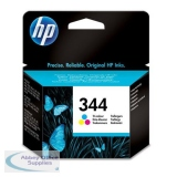 Hewlett Packard No344 Inkjet Cartridge 3-Colour C9363EE