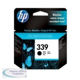 Hewlett Packard No339 Inkjet Cartridge Black C8767EE